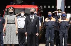 Bỉ tổ chức quốc tang tưởng niệm các nạn nhân thiệt mạng vì lũ lụt