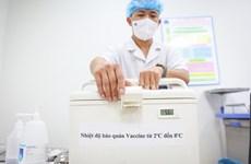 JICA cấp 1.600 hộp lạnh bảo quản vaccine cho Việt Nam