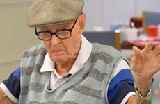 Cụ ông cao tuổi nhất Australia qua đời, thọ 111 tuổi và 188 ngày