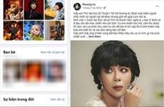 MC Trác Thúy Miêu bị phạt 7,5 triệu đồng vì phát ngôn gây kích động