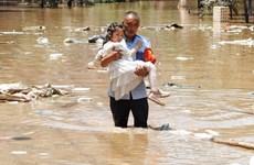 Chủ tịch Trung Quốc tuyên bố tình trạng lũ lụt đặc biệt nghiêm trọng