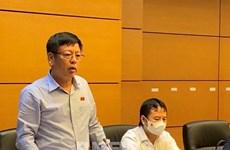 Kỳ họp thứ nhất, Quốc hội khóa XV: Tháo gỡ rào cản cho đầu tư công