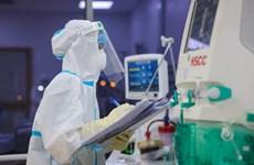 Hơn 2.000 trang thiết bị y tế được chuyển đến Kho dã chiến ở TP.HCM