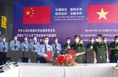 Hợp tác quản lý biên giới Lào Cai và tỉnh Vân Nam của Trung Quốc