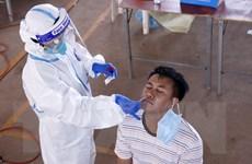 Lào tăng cường điều trị tại các tỉnh có nhiều ca nhiễm nhập cảnh