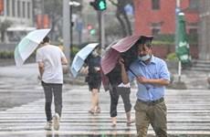 [Video] Trung Quốc ban bố lệnh ứng phó khẩn cấp với bão In-Fa