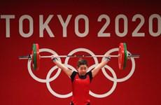 Hoàng Thị Duyên lỡ cơ hội giành huy chương tại Olympic Tokyo