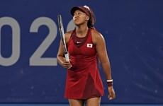 Niềm hy vọng số 1 của quần vợt Nhật Bản thua sốc ở Olympic Tokyo