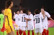 Xác định xong 8 đội tuyển vào tứ kết môn bóng đá nữ Olympic Tokyo