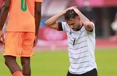 Bóng đá nam Olympic 2020: U23 Đức bị loại, U23 Hàn Quốc thắng đậm