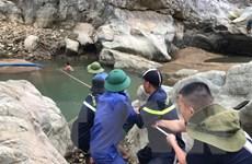 Tạm ngừng tìm kiếm các nạn nhân trong vụ sạt lở Thủy điện Rào Trăng 3