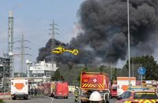 Vụ nổ tại khu công nghiệp hóa chất ở Đức: Đã tìm thấy nhiều nạn nhân