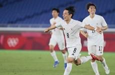 Xác định xong 8 đội bóng vào tứ kết môn bóng đá nam Olympic Tokyo 2020