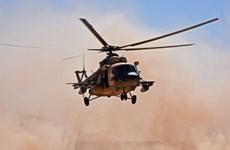 Rơi trực thăng quân sự ở Iraq khiến 5 người thiệt mạng