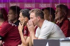 Kết quả bóng đá: Bayern-Nagelsmann vẫn chưa biết đến chiến thắng