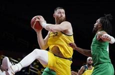 Olympic: Mong manh hy vọng 'tìm Vàng 'của bóng rổ Australia
