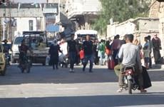Syria: Xung đột dữ dội gây nhiều thương vong ở tỉnh Daraa