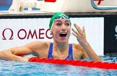 Olympic Tokyo 2020: Kình ngư Nam Phi phá kỷ lục thế giới