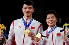 Bảng tổng sắp huy chương Olympic ngày 30/7: Trung Quốc tăng tốc