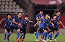 Xác định xong 2 cặp bán kết môn bóng đá nam Olympic Tokyo 2020