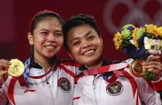 Indonesia có tấm huy chương Vàng đầu tiên tại Olympic Tokyo 2020