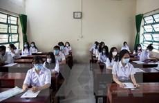 Kiên Giang: Không tổ chức thi tốt nghiệp Trung học phổ thông đợt 2
