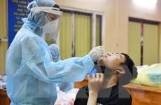 Thêm 4.851 ca mới, Việt Nam vượt mốc 170.000 ca mắc COVID-19