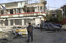 Taliban thừa nhận tấn công nhà riêng Bộ trưởng Quốc phòng Afghanistan
