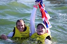 Nữ VĐV Anh là tay đua thuyền buồm thành công nhất trong lịch sử