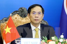 Bộ trưởng Ngoại giao dự Hội nghị Bộ trưởng Ngoại giao ASEAN-Australia