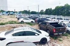 Biểu dương Công an thành phố Hà Nội triệt phá ổ nhóm trộm cắp xe ôtô
