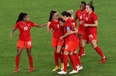 Tuyển Canada giành HCV bóng đá nữ sau loạt luân lưu kịch tính