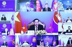 Nhất trí xem xét xây dựng Hiệp định thương mại tự do ASEAN-EU