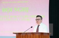 Ông Lê Quốc Minh được bổ nhiệm làm Phó Trưởng Ban Tuyên giáo TW