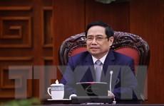 Điện mừng kỷ niệm 45 năm quan hệ ngoại giao Việt Nam-Thái Lan