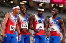 Bảng tổng sắp huy chương Olympic ngày 7/8: Mỹ áp sát Trung Quốc