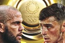 Video trực tiếp ngày 15 Olympic: Tâm điểm U23 Brazil-U23 Tây Ban Nha