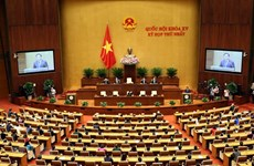 Ban hành Nghị quyết Kỳ họp thứ nhất, Quốc hội khóa XV