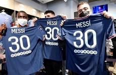 Siêu sao Lionel Messi và lợi ích đem lại cho bóng đá Pháp