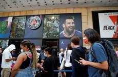 Cơn sốt Messi lên tới đỉnh điểm, CĐV xếp hàng rồng rắn mua áo đấu