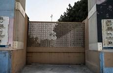 Afghanistan: Chính phủ Mỹ hạ cờ tại Đại sứ quán ở thủ đô Kabul