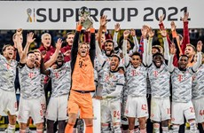 Lewandowski-Mueller giúp Bayern Munich giành Siêu cúp Đức
