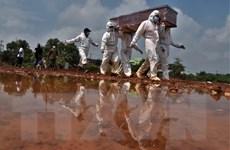 Indonesia là nước có số ca tử vong cao nhất thế giới trong 24 giờ qua
