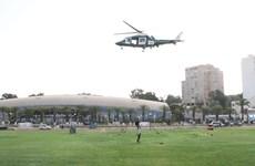 Chính thức khai mạc cuộc thi Army Games 2021 tại Algeria