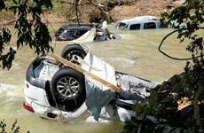 Lũ lụt nghiêm trọng tại Mỹ, khiến ít nhất 21 người thiệt mạng