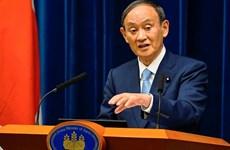 Thủ tướng Nhật Bản Suga Yoshihide để ngỏ khả năng giải tán Hạ viện