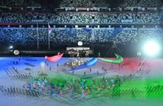 Những hình ảnh ấn tượng tại lễ khai mạc Paralympic Tokyo 2020