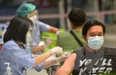 Dịch COVID-19: Thái Lan chuẩn bị nhận thêm 61 triệu liều vaccine