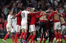 Xác định thêm ba đội bóng góp mặt ở vòng bảng Champions League