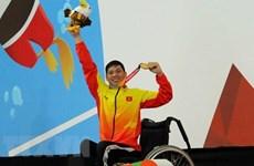 Paralympic Tokyo 2020: Hai VĐV môn bơi 'mở hàng' cho Việt Nam